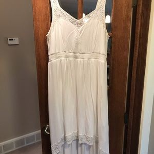 White Dress from Torrid
